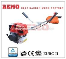 4-stroke gasoline engine brush cutter 139 grass trimmer