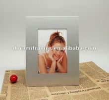 5 * 7 pulgadas del banco de estirar marco de fotos de plata