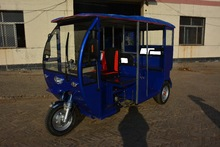 China gasoline operated tricycle auto rickshaw