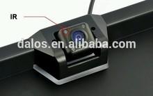 Hot sale universal car backup camera with night vision europe license plate backup camera