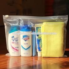 Printed Clothes Bag / Garments Packing Plastic Bag / High Quality Garment Bag