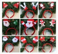 2015 new design wholesale christmas lei