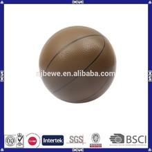 China manufacture hot selling custom brown basketball