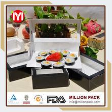 wholesale gift packaging box sushi, sushi bar