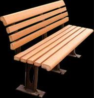 outdoor metal leg bench clothing garden antique chinese bench clothing