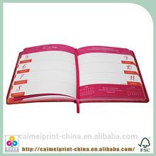 promotional paper organizer notebooks