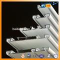perfil de alumínio anodizado para cortina trilho de rastreamento
