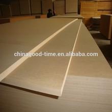 Plain/melamine mdf wood prices/panel mdf shandong city: qingdao