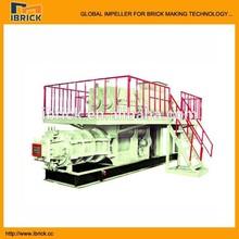 Full automatic roof tiles making machine china, clay brick making machine