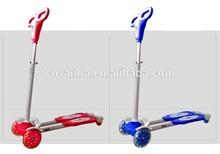 Dos patas de la vespa scooter eléctrico del freno de goma pedal