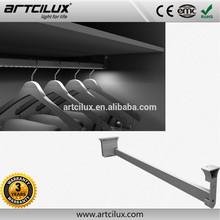 Made in China Aluminium motion sensor battery powered led light bar for wardrobe / closet