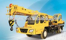 XCMG QY16C 16Ton Hydraulic Mobile Crane