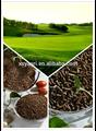 chá de sementes de pelotas adubo orgânico para o campo de golfe