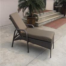 Deluxe rattan outdoor furniture garden rattan lounge suite