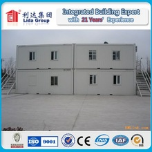 China portable cabin office and dormitory/2015 container house