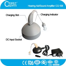 2015 Chinese New Product Ear Zoom Bluetooth Hearing Aid