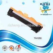 premium toner cartridge TN1050 for HL1110 DCP 1510 DCP 1810 MFC 1815, tn1050 black toner cartridge ,China supplier