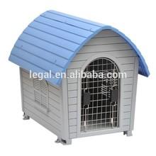LP-005L direct factory wholesale attractive and durable pet house/detachable washable plastic dog house