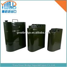 Yiwu Zhejiang factory price 30L portable fuel tank jerry can