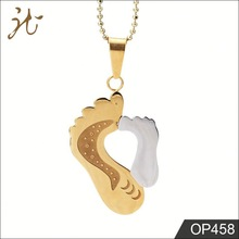 Elegant Fashion Foot Pendant