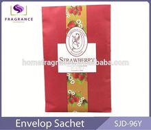 natural scented sachet vermiculite washroom aroma sachet hanging paper air freshener
