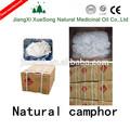 Pode ser usado para estimulante do sistema nervoso central e 96% pureza de cânfora natural