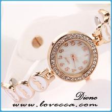 quartz watch flower watch