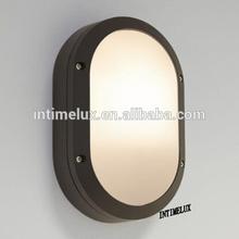 2101S-LED contemporary plain bulkhead wall lamp