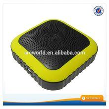 AWS1128 Cube Thin Mini Speaker New usb portable speaker sd card