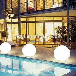 2015 new design illuminated led furniture/led balls with waterproof IP68