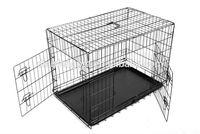 xxl iron dog crate