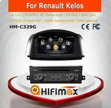 Hifimax for Renault Koleos gps navigation navigator car radio dvd