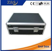 us general empty aluminium tool box