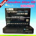 original 2015 jynxbox v10 plus con jb200 8 psk módulo para américa del norte
