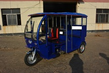 Chinese adults' favourite 3-wheeler gasoline tricycle with closed body