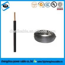 Profissional condutor de cobre isolado pvc 1.5 mm 2.5 mm 4 mm flexível elétrico fio de aquecimento fio resistente
