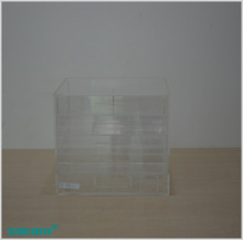 wholesale for hot sale contemporary acrylic makeup organized drawers