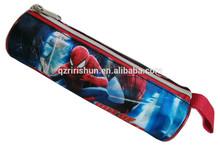 Fashion Pencil Case,Fabric rolling round pencil case ,Cartoon pencil case