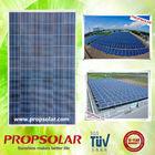 25 years warranty A grade low cost solar panel 250w snow