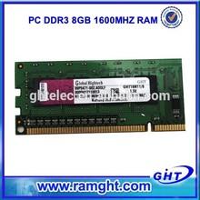 Welcome OEM ram ddr3 8gb memory for desktop