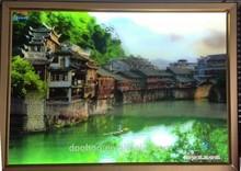 cute elegant custom design china 3D advertising lenticular picture