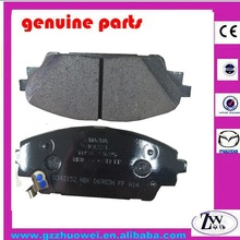 New Mazda 3 Axela Disc Brake Pad / Brake Pad For B4Y0-33-28ZB , B4Y0-33-28Z