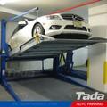 Pjs 2 níveis car parking system / 2 nível portátil automotive elevador / 2 carro andar elevador estacionamento