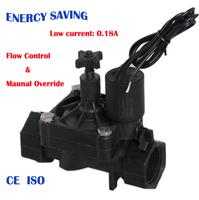 "1""Water solenoid valve latch 6v to 9v DC"