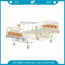 AG-BMS110 2-function Al-alloy Handrail Medical Healthcare Beds