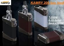 Big powerful 200w kamry 200 box mod mini watts