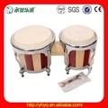 Instrumento musical de percusión bongó