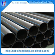 12 pulgadas tubería hdpe, Fabricante de venta al por mayor de polietileno de alta densidad tubo de precios