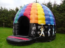 CE Small Disco Dome Inflatable Dome for Sale