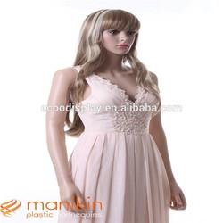 2014 Plastic female mannequin doll